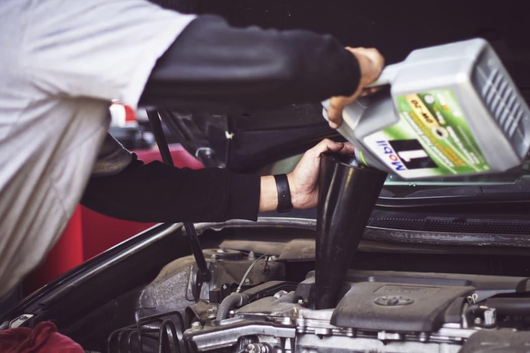 routine auto maintenance Thrashers Corner