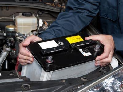 replacing your car battery Canyon Park